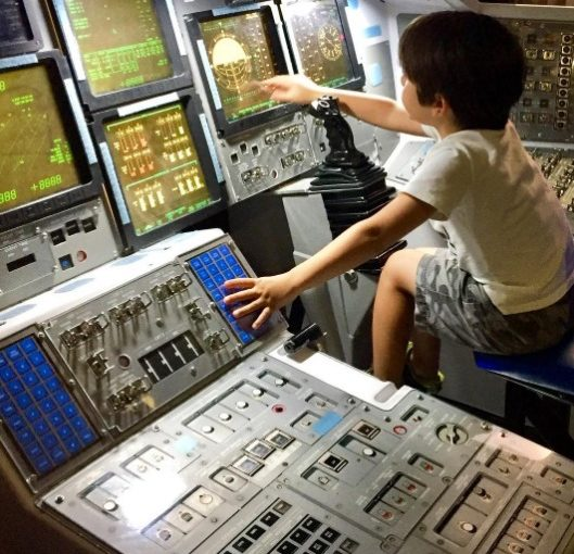 Découvrir le Kennedy Space Center