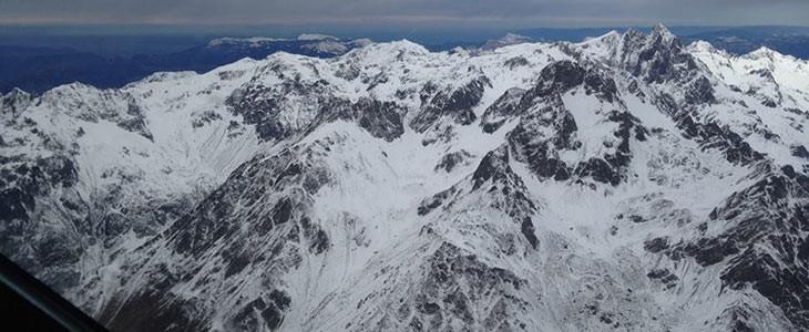 Faire un vol en ULM à Grenoble… et en montagne!