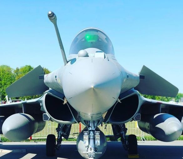 Le futur avion de chasse de l'Europe