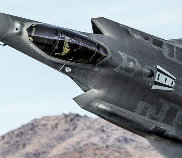 1ère mission pour l'avion de chasse F-35